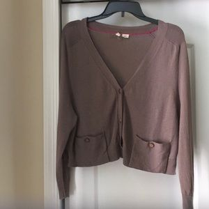 Anthropology sweater! Moth, Sz M